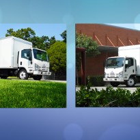 Dedicated and Dual Fuel Isuzu NPR trucks