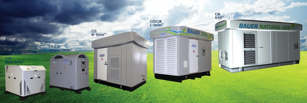 All CNG Compressors Photo