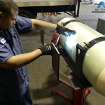 CNG Tank Inspection