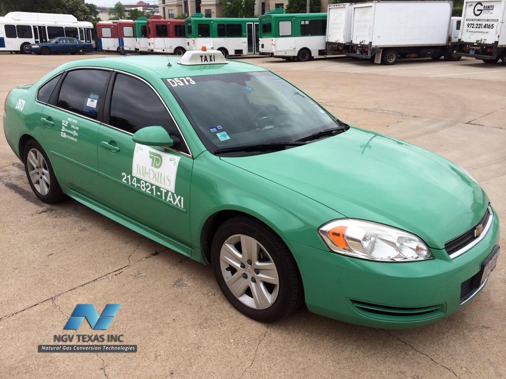 Taxi CNG Impala