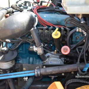 school bus cng engine conversion