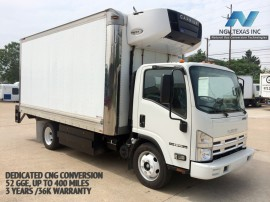 CNG Isuzu NPR Refer